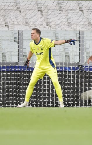 Juventus - Lyon | Szczęsny: «We are very disappointed»