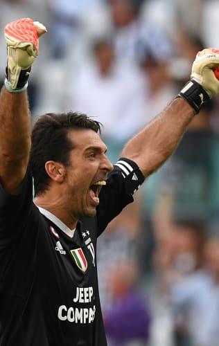 Un muro chiamato Buffon | Juventus-Cagliari