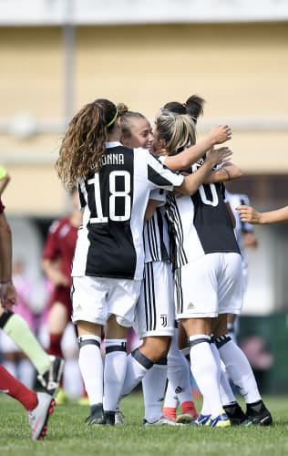 On this day | Juventus Women's first ever official match
