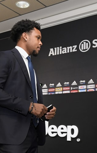Weston McKennie's Presentation
