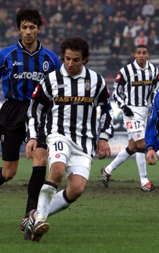 Atalanta - Juventus | 2001: Alex-David, what goals!