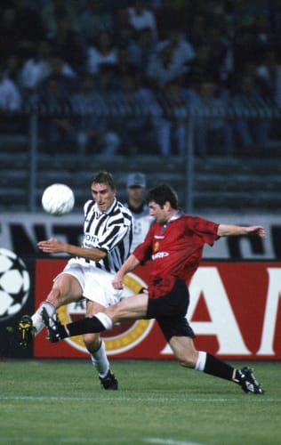Classic match UCL | Juventus-Manchester Utd 1-0 96/97