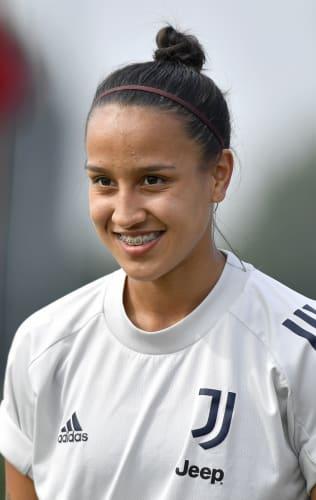 Women | Dalila Ippolito's emotions upon her Juventus debut
