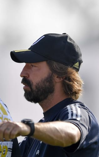 Juventus - Novara | Pirlo: «Un buon test»