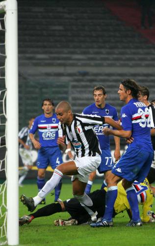 La grande sfida del 2005 | Juventus-Sampdoria