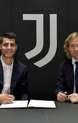 Selamat datang di rumah, Alvaro!