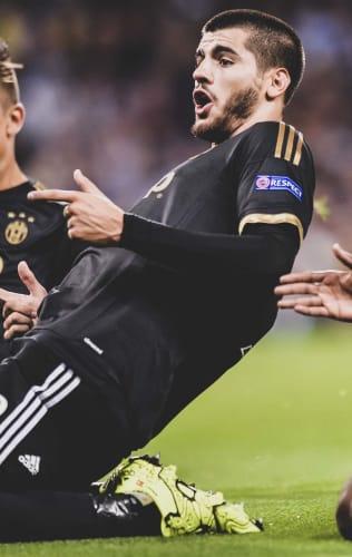 Tatkala Morata menjadi Bianconero