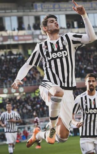 Tutti i gol di Morata con la Juventus!