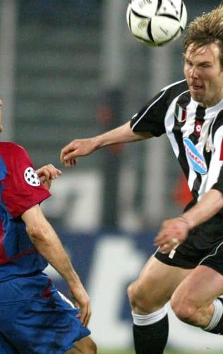 Classic Match UCL | Juventus - Barcellona 1-1 02/03