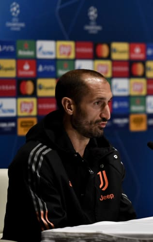 Press Conference | The eve of Dynamo Kyiv - Juventus
