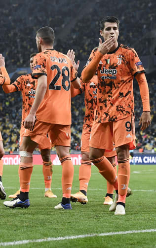 UCL | Matchweek 1 | Dynamo Kyiv - Juventus