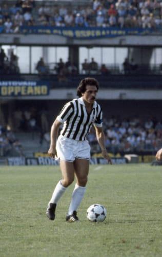 Le magie di Causio in Juventus-Hellas Verona