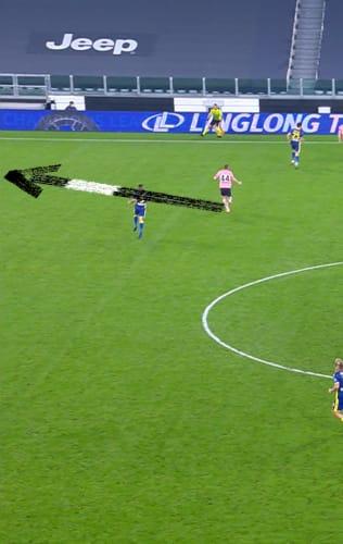 Il gol di Kulusevski