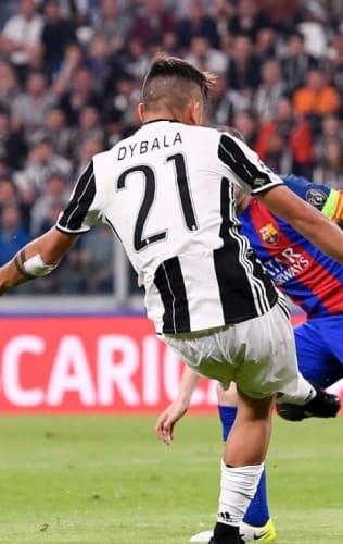 Classic Match UCL | Juventus - Barcellona 3-0 16/17