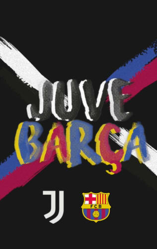 Welcome to Juventus-Barcelona!