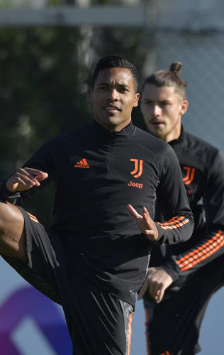 Bianconeri's workout on the Eve of Juventus - Ferencvaros
