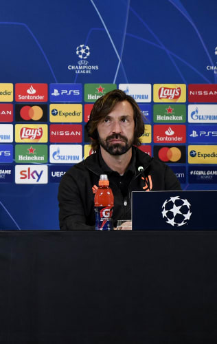 Press Conference | The eve of Juventus - Ferencvaros