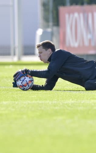 Juventus - Ferencvaros | Szczesny: «We will have to be focused»