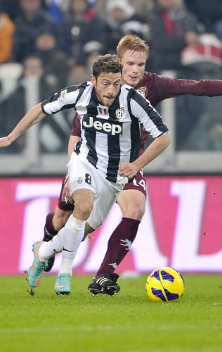 On this day | Juventus - Torino 3-0 12/13
