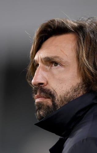 Coach Pirlo presents Juventus - Torino