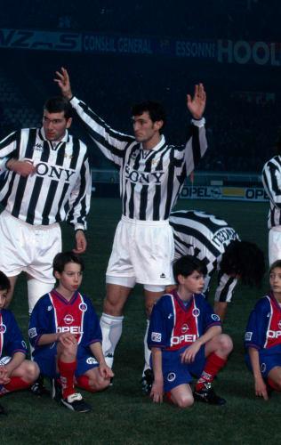 Classic Match European Supercup | PSG - Juventus 1-6 1997