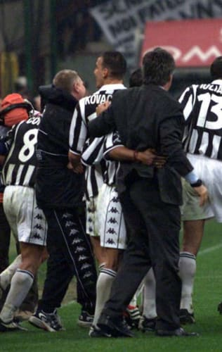 La doppietta di Kovacevic del 2000   Inter - Juventus