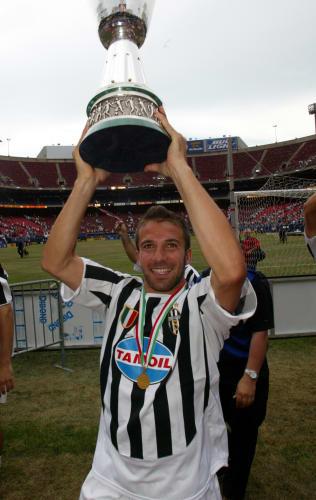 Supercoppa Italiana | 2003: Juventus regina negli Stati Uniti