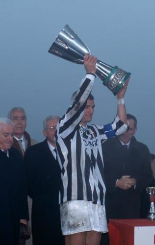 Supercoppa Italiana | Il primo titolo: 1995
