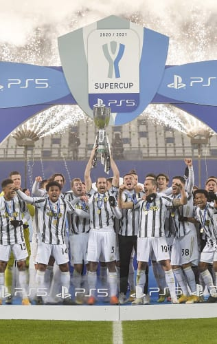 PS5 Supercoppa Italiana   Juventus - Napoli