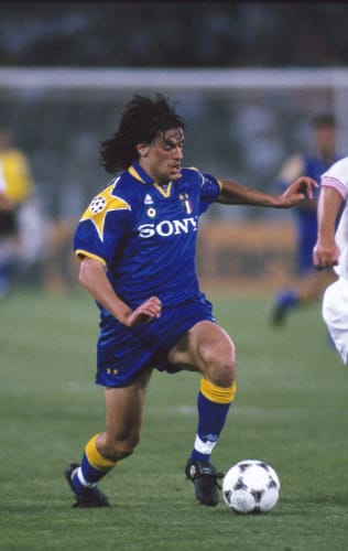 Many happy returns, Moreno Torricelli!