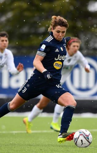 Women | Juventus - Empoli | Girelli e l'emozione del record