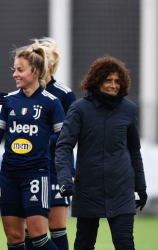 Women | Juventus - Empoli | Guarino commenta la qualificazione