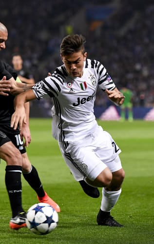 Classic Match UCL | Porto - Juventus 0-2 16/17