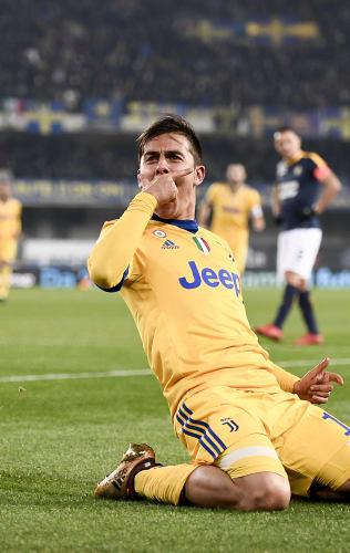 Classic Match Serie A | Hellas Verona - Juventus 1-3 17/18