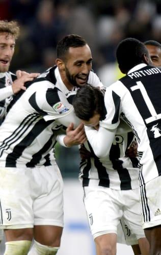 Top 10 goals   Juventus - Crotone