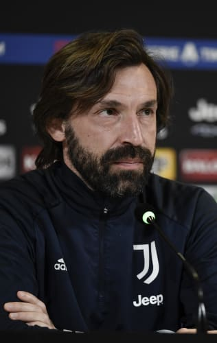 Pirlo's comments on the eve of Hellas Verona-Juventus