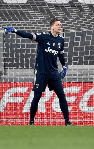 Juventus - Spezia | Szczesny: «Secondo tempo di buon livello»