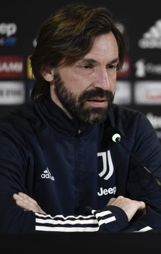 Pirlo's comments on the eve of Juventus - Lazio