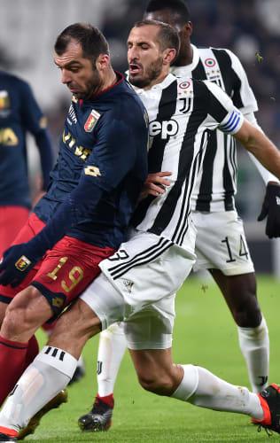 Numbers   Juventus - Genoa