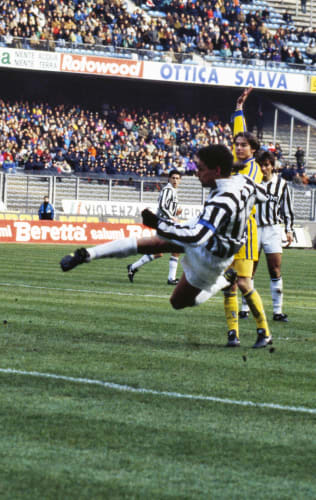 Key players | Juventus - Parma: Roberto Baggio, goals and a farewell