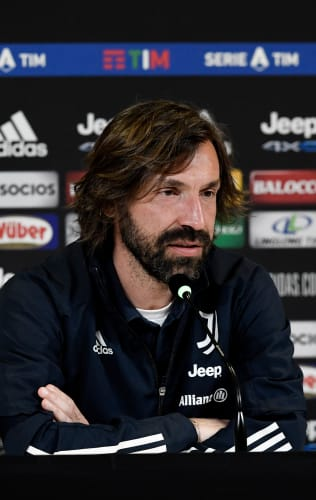 Pirlo's comments on the eve of Udinese - Juventus