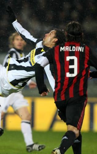 Juventus - Milan | The spectacular 4-2 of 2008
