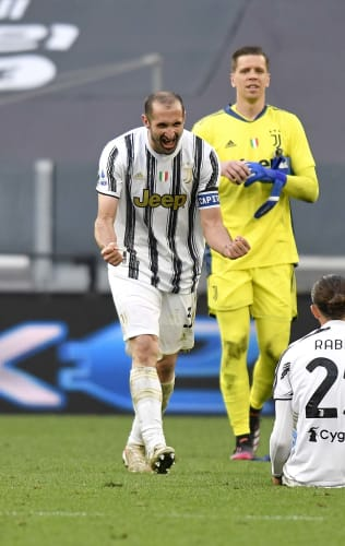 Juventus - Inter | Chiellini: «We were a team»