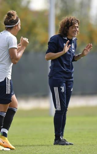 Women | Il saluto della squadra a Coach Guarino