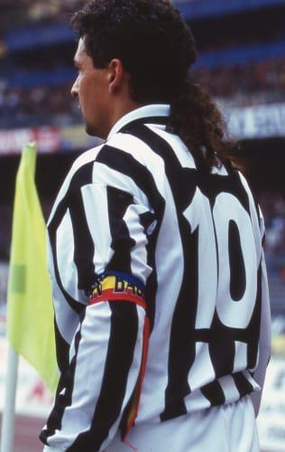 Roberto Baggio: il calcio divino