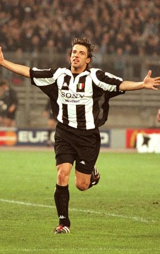 Del Piero special moments: goals & skills