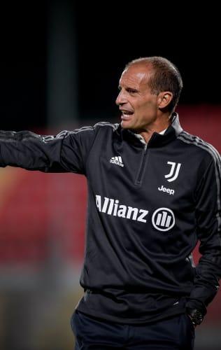 Monza - Juventus | Allegri: «Amichevole utile e interessante»