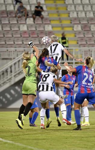 Women   Highlights UWCL   Vllaznia-Juventus