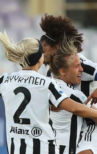 Women   Highlights Serie A   Fiorentina - Juventus