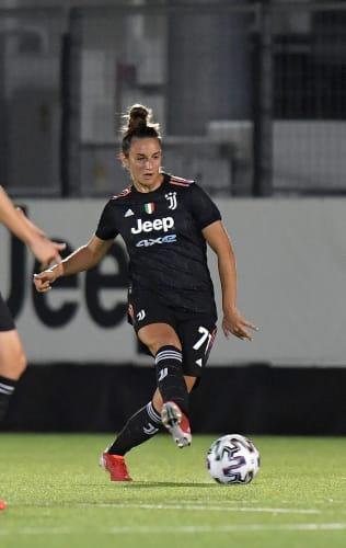 "UWCL   Juventus Women - Vllaznia   Lenzini: ""We've reached our goal"""